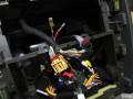 08款途安改新款空调面板作业