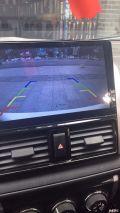 威驰改装安卓大屏GPS导航仪一体机