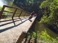 四面山,飞鸽林场,水上公路,摩托穿越小环线!