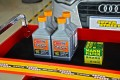 奥迪A3日常保养,使用0W40机油,每次放油后要更换放油螺丝