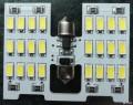 新途胜低配智能款后排阅读灯换了LED的,顺便也有几个实用改装