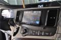 大连道声汽车音响改装丰田塞纳升级阿尔派X008EU