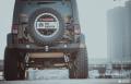 Jeepjk最近最受欢迎的都市版2.5寸改装方案