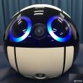 国际空间站来了个不是人类的新伙伴――能自主移动的摄像无人机