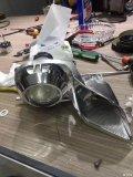 【光速车改】福特翼虎车灯升级GTR海拉5双光透镜