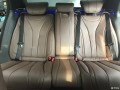 奔驰S320,大改后排电动座椅调节,提升的何止一点点~