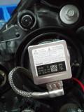 西安本田CRV改灯升级海拉五双光透镜氙气大灯