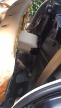 领域后排座椅靠背拆卸清理
