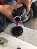上作业-10款君越变速箱循环机换油