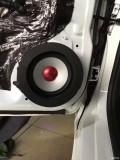 新款本田艾力绅汽车音响升级讴赛尔