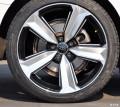 老款A5换2017款RS轮毂,19寸数据完美。