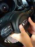 KX3多功能方向盘自动关窗器自动大灯开关原厂升级