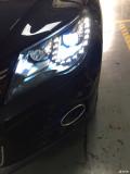 南京汽车改灯 途观升级海拉五透镜欧司朗CBI套装