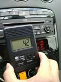 13款408换电装冷媒效果已感受