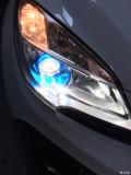南京汽车改灯 别克昂克拉升级海拉五透镜欧司朗XNB套装