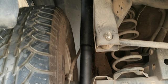 双龙雷2最低成本改装减震,修理空调,洗三元催化