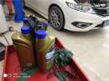 杰德50100公里六保-英国洛克机油服役+安索泡沫洗节气门