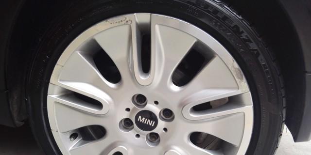 对的 ,听说标题要长,才有人看,轮毂翻新嘛。旧貌新颜