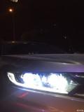 本田XRV车灯改装,升级氙气大灯