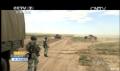 朱日和,,成都军区VS蓝军,战车被扣。。