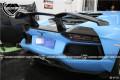 兰博基尼Aventador改装LP700加装双层碳纤尾翼