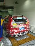 一次超值的洗车打蜡作业