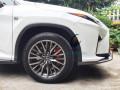雷克萨斯NX200升级AP8520六活塞刹车套装刹车卡钳