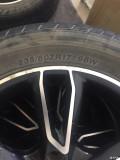 出一套自用17寸改装轮毂带胎~版主留情