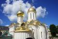 俄罗斯游记1:莫斯科,金环三镇之谢尔盖耶夫