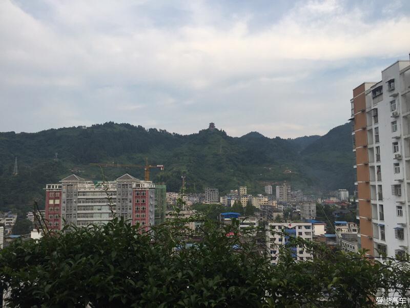 咸丰县城闲逛