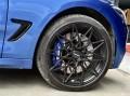我的宝马3系  刹车改装原装Brembo GT6效果超好。