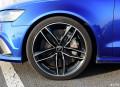 奥迪A6 allroad改装RS6款19寸轮毂