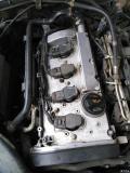 05年B5保养时顺便查看了凸轮轴齿轮