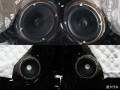 清远至上汽车音响改装隔音升级――哈佛H6/全车升级美特静隔音