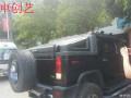 悍马H2有机玻璃尾盖尾箱盖配件