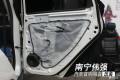 南宁长安CS35专业汽车音响隔音导航美容改装南宁伟强改装