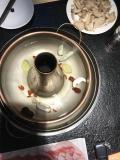 在雨天,吃火锅是件事