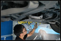 循环机 换 卡宴  V6 变速箱油