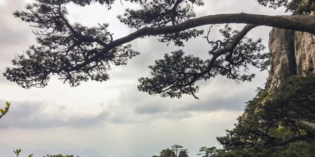 安徽黄山(探险线路)