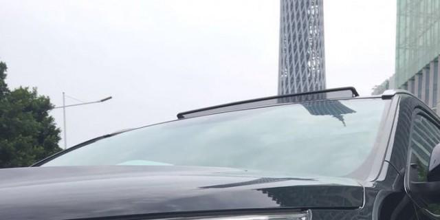 【汉兰达车主故事】与美女大汉共享白云蓝天