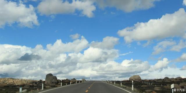 为国庆长假预热――3天1500公里高原行