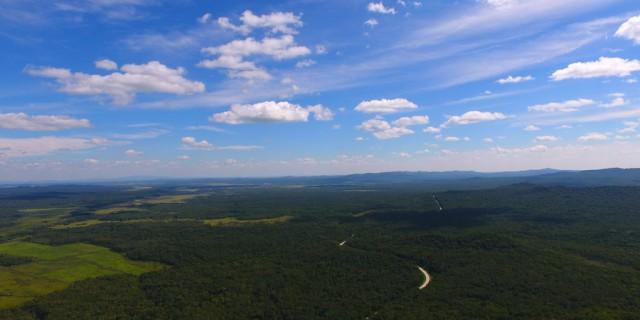 袭访日占虎头要塞,遇见最美森林天路:附视频:黑蒙边境环游记3