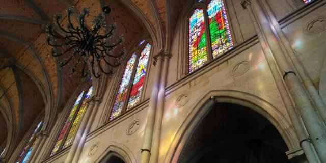 教堂随拍:广州圣心大教堂