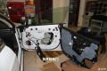 浑然一体 特斯拉85D音响改装丹拿喇叭组合零点功放
