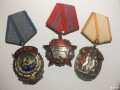 聊聊三枚苏联勋章
