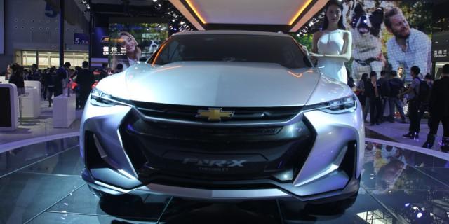 #2017广州车展#享受卡友福利,来雪佛兰展位观赏Redline车型