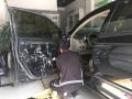 泰州市丰田卡罗拉汽车音响改装 泰州岩名音响改装出品