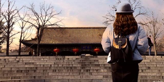 离首都最近的四小时诱惑――李世民、慈禧的情节所在――大美晋祠