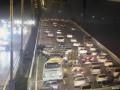 【东纵快速路施工】早高峰卫国道、中环线红星路、新开路等压力大