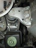 polo劲取转向助力油管漏油